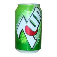 7-up 0.33L