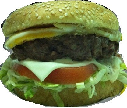 Hamburguesa Supercompleta